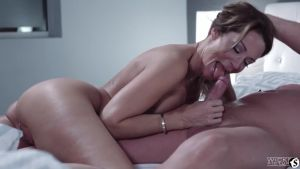 After Asians Asa Akira, Jessica tries to concentrate on her own husband