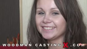Liza Shay and Woodman Casting. One and a half hours of brutal sex!